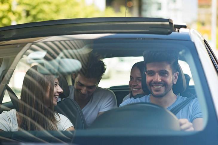 Samsung Copiloto, una app para evitar la somnolencia al volante