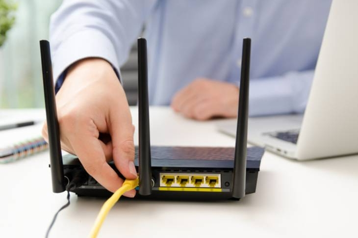 Abrir los puertos del router de Yoigo