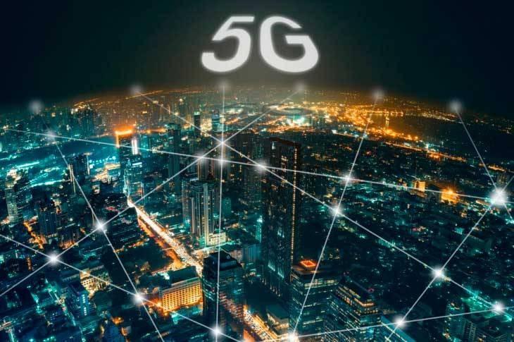 La cobertura 5G en España