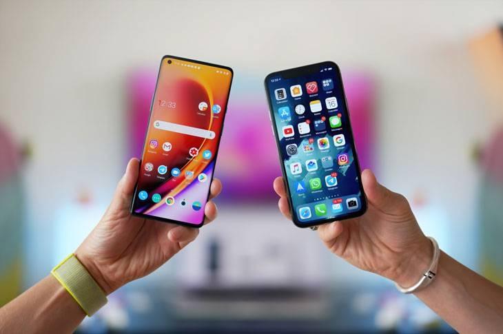 Cómo pasar contactos de Android a IPhone
