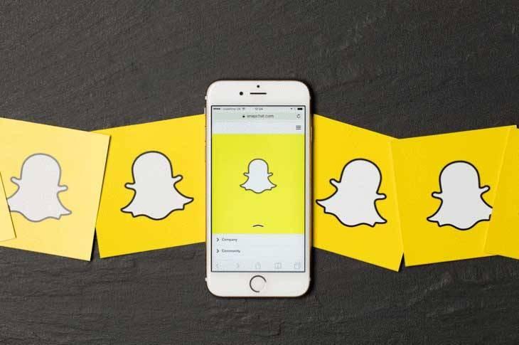Snapchat: ¿cómo hacer una captura de pantalla?