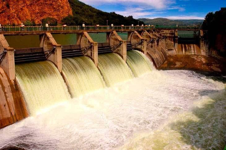 ¿Cómo se obtiene la energía hidráulica?