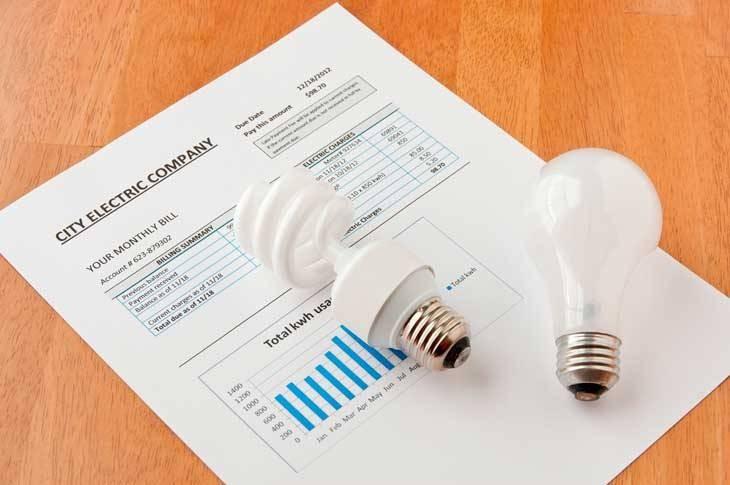Permanencias al cambiar de compañía eléctrica