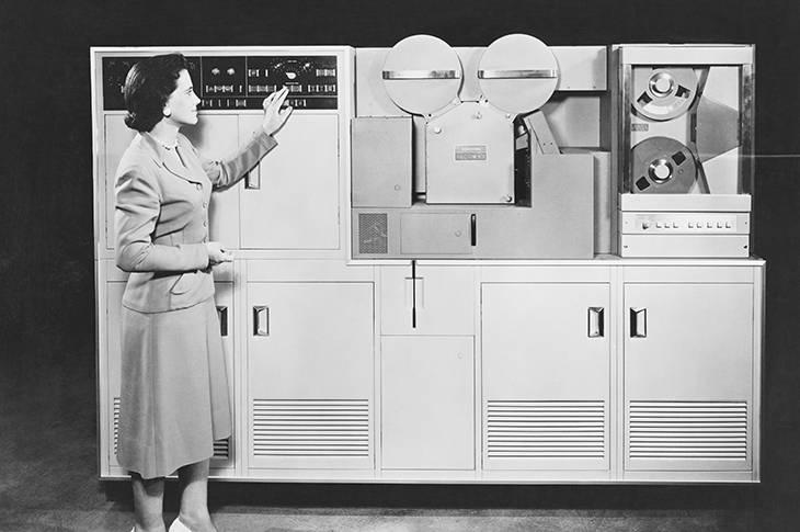 Historia del primer ordenador del mundo