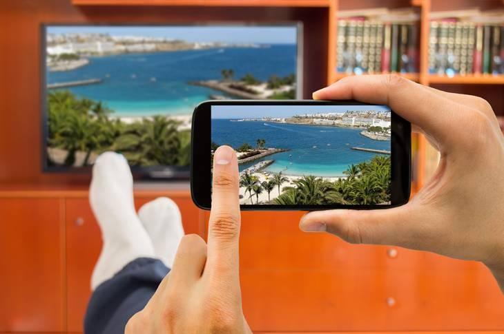 6 apps Android para el control remoto de tu televisión