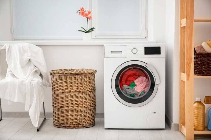 Cuánto consume una lavadora