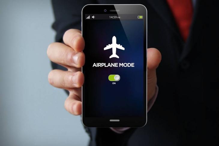 Modo Avión: qué es y cuando usarlo