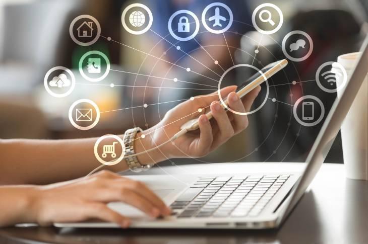 Cómo compartir Internet