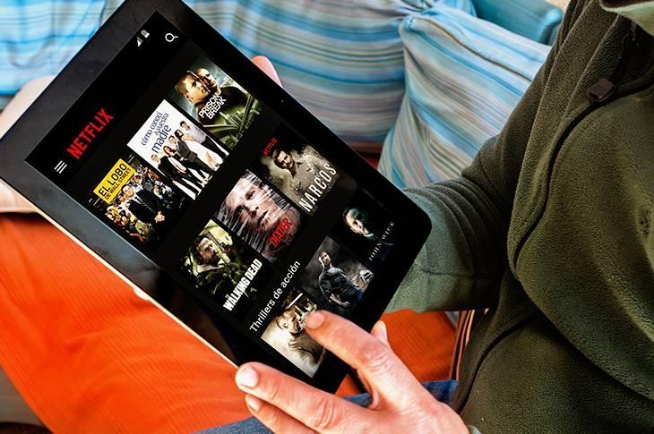 5 series básicas de Netflix