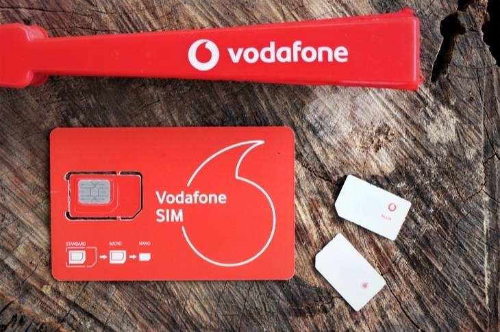 Cómo activar tu tarjeta SIM de Vodafone
