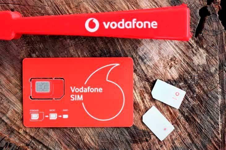 Como recargar el saldo en un teléfono Vodafone