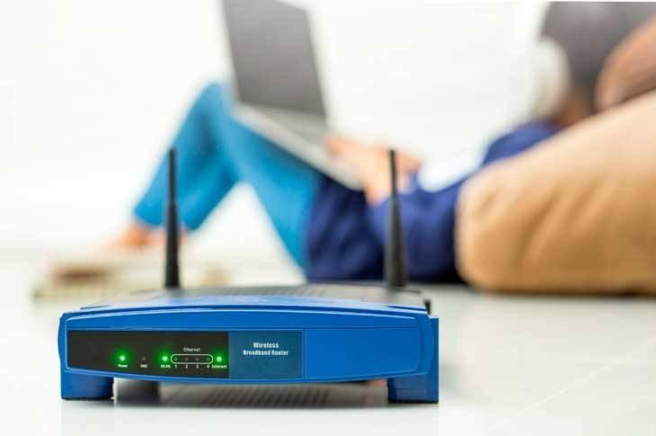 Cuánta electricidad consume un router