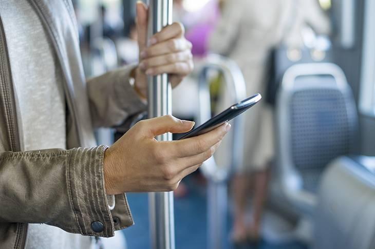 5 aplicaciones para moverte en transporte público