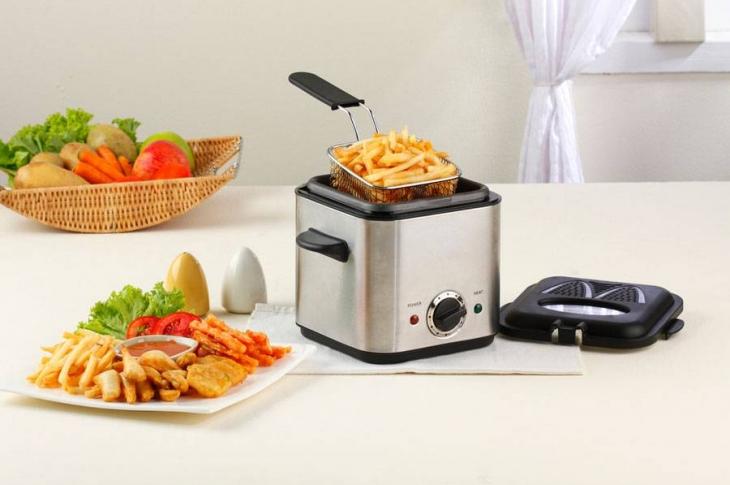 Freidora de aire: qué es y por qué necesitas una en tu cocina