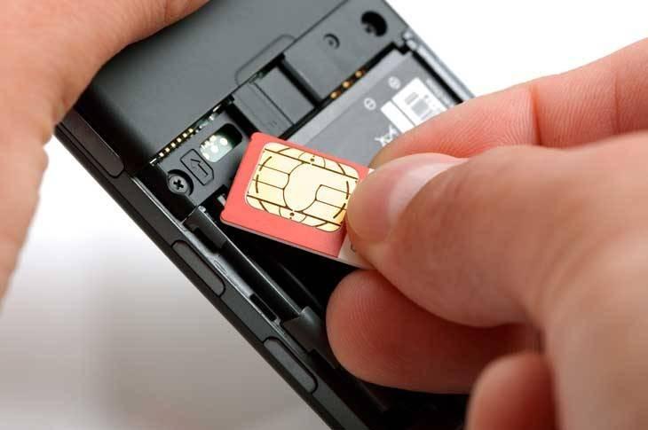 Pasar contactos de SIM a teléfono