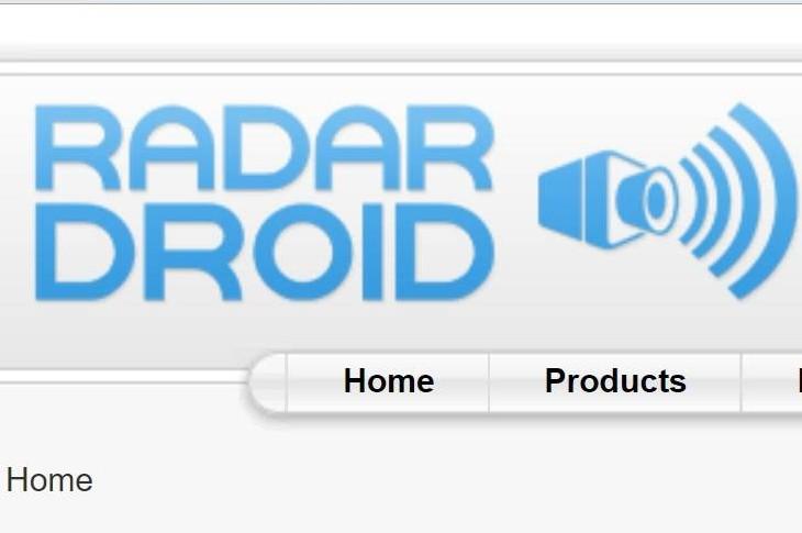 Radardroid: características y funciones de la App