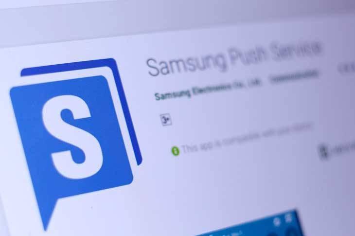 Qué es Samsung Push Service