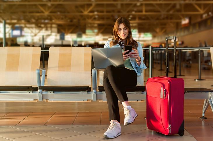 6 apps para localizar vuelos en tiempo real