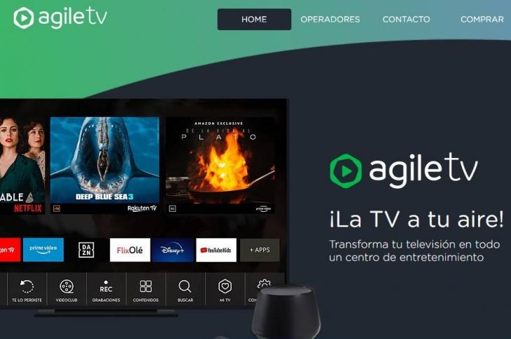 Agile TV: qué es, precio y cómo funciona
