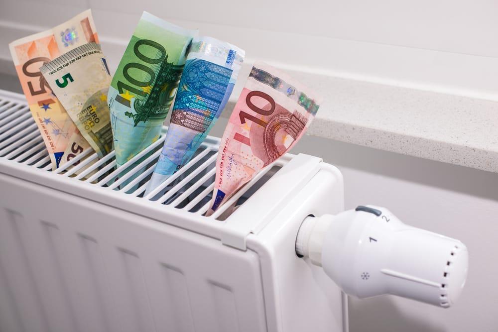 radiador-blanco-billetes-euros